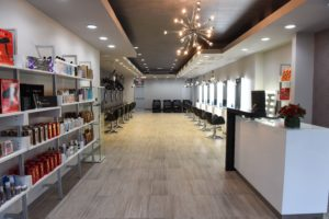 Adelinas Salon Boutique Location